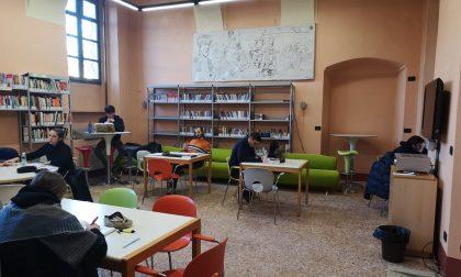 Manerbio, l'aula studio riapre in oratorio