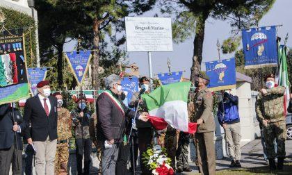Intitolata a Marino Brognoli la pista ciclabile di Borgo San Giacomo – FOTO