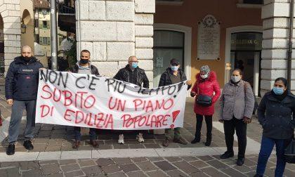 Collettivo Gardesano Autonomo in piazza per chiedere un nuovo P.E.E.P.