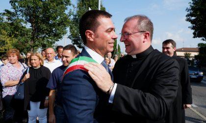 Don Giovanni è parroco di Pontoglio da un anno