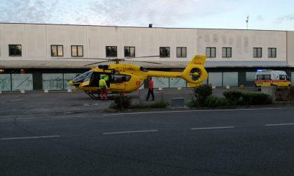 Cade dalla moto da cross a Orzinuovi, grave un 14enne