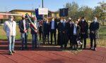 Inaugurato parco giochi inclusivo nell'area verde intitolata al beato Luigi Novarese