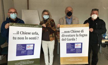 Quattro gruppi ambientalisti contro il depuratore del Garda