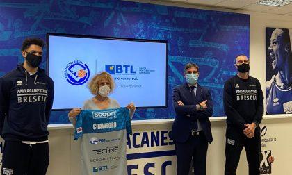 BTL Banca è il nuovo partner di Pallacanestro Brescia