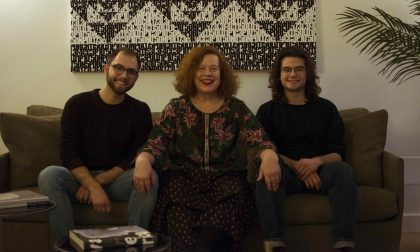 La voce di Sarah Jane Morris per i Crowsroads