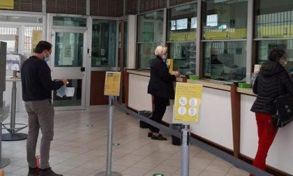 Nuovo sistema per la gestione degli accessi agli sportelli postali