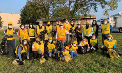 Cologne libera dai rifiuti grazie ai volontari LE FOTO