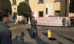 Polo logistico, i dipendenti manifestani in piazza IL VIDEO
