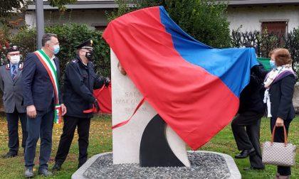 Inaugurato il monumento dedicato a Salvo D'Acquisto