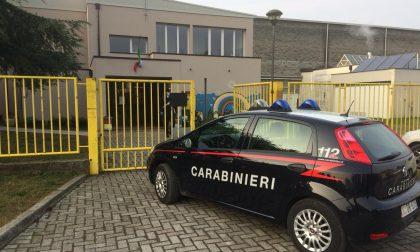 Ladri a scuola a Offlaga, niente lezioni per i bambini LE FOTO