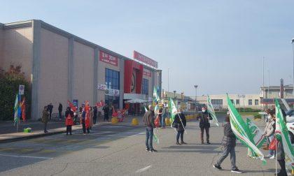 Nuovo presidio di protesta dei lavoratori Despar