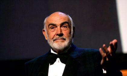 Si è spento Sean Connery, l'attore aveva 90 anni