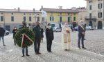 Il lockdown non ferma le commemorazioni a Rovato