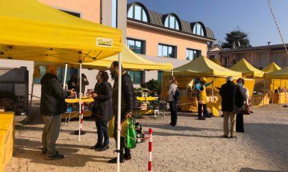 Campagna Amica, oggi torna l'appuntamento in sicurezza al mercato di Iseo