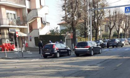 Carabinieri sventano una rapina: arrestati due malviventi GALLERY