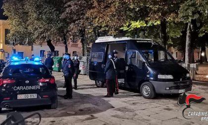 Uova contro le case, i carabinieri fermano un minorenne