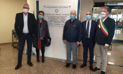 Tamponi drive-trought all'ospedale grazie alla solidarietà del Rotary LE FOTO