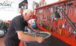Addio allo storico meccanico di bici e motorini di Quinzano