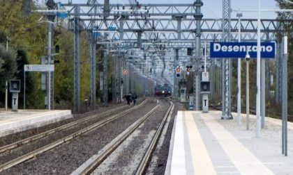 Scontro sfiorato tra due treni in stazione a Desenzano