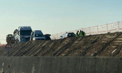 Tragico incidente in cantiere sulla strada provinciale 19: muore 42enne