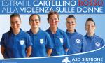 Il Sirmione Calcio estrae il cartellino rosso alla violenza sulle donne