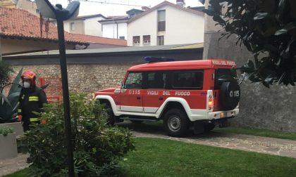 Caduta in casa: allertati i Vigili del fuoco