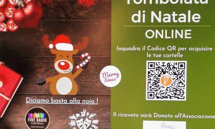 Tombolata online di Natale per vincere la noia e sostenere chi soffre