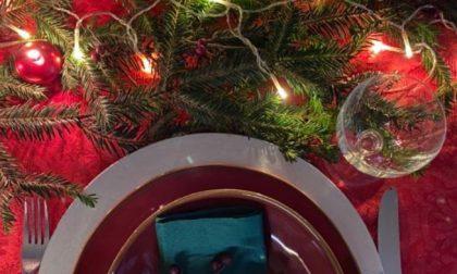 Bastano poche attenzioni per rendere la tavola perfetta a Natale