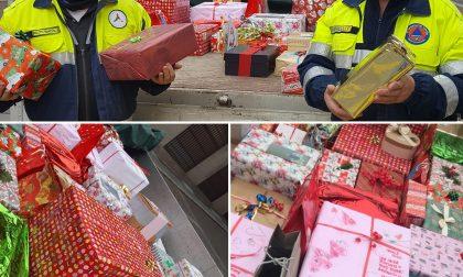 Pontoglio in prima linea per le scatole di Natale