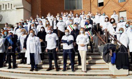Al via anche a Brescia la vaccinazione anti Covid19