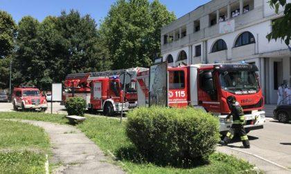 Incendio a Manerbio: partiranno i lavori allo stabile comunale