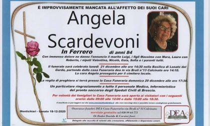 In Duomo a Lonato il funerale di Angela Scardevoni