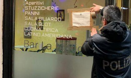 """Polizia di Stato: droga nel bar """"La Matica"""", sospesa la licenza"""