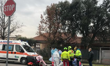 Gravissimo incidente in via Falcone
