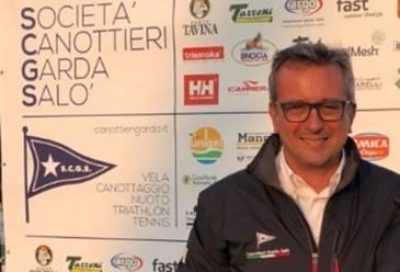 Marco Maroni confermato alla guida della Canottieri Garda Salò