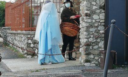 Che emozione! Santa Lucia arriva a Lonato del Garda
