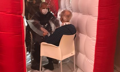 Feste di Natale in Rsa all'insegna degli abbracci ritrovati