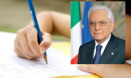 """Due fratellini scrivono al Presidente Mattarella: """"Ci aiuti a promuovere il rispetto per l'ambiente"""""""