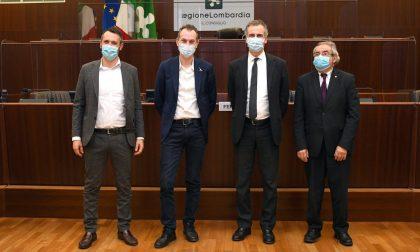 Barucco e Massardi confermati ai vertici delle Commissioni regionali