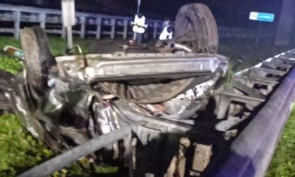 Tragico incidente in A21, due morti