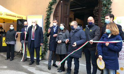 Campagna Amica porta a Brescia il mercato agricolo di Coldiretti GALLERY
