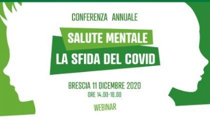 Salute mentale e Covid: la conferenza annuale si sposta sul web