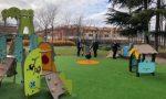 Inaugurato il parco giochi inclusivo di Provaglio