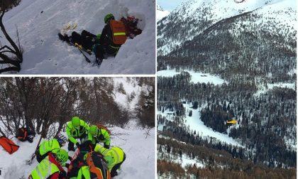 Allerta valanghe, il Corpo nazionale soccorso alpino e speleologico c'è