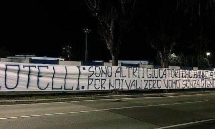Striscioni contro Balotelli, ma il Monza espugna Brescia per 0-1