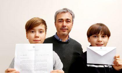 Manerbio, due fratellini scrivono al Presidente Mattarella... e lui risponde