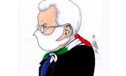 Le Vignette Virali di Consoli arrivano a Mattarella, che manda i suoi complimenti