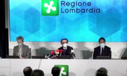 """Regione, presentata la nuova Giunta Fontana: """"E' il momento della ripartenza"""""""