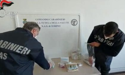 Traffico di sostanze dopanti: denunciati anche due bresciani