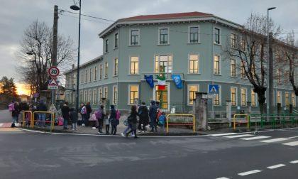 Prima campanella nella scuola ristrutturata a Cologne